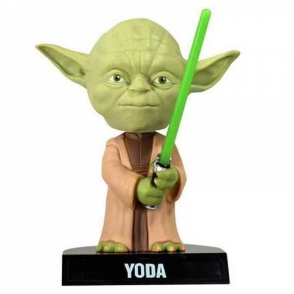 """Башкотряс на торпеду в машину Yoda """"Мастер Йода"""""""